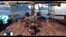 Disney Infinity - Morceaux choisis de l'aventure Pirates des Caraïbes