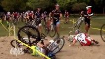 Top Five de grosse chutes en vélo! Du fail! Du fail!!!!