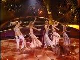 Sertab Erener - Everyway That I Can [Turkey] Eurovision 2003 Latvia
