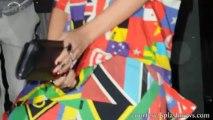 RIHANNA imitates MILEY CYRUS' VMA Performance