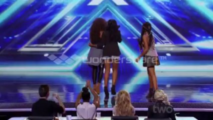 The X Factor USA - Episode 2 - S3 [09.12.2013] Part 2