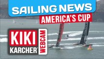 Coupe de l'America : Analyse des régates 6 et 7 | Kiki Karcher's Webcam