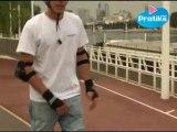 Echasses urbaines-Poweriser - Comment marcher