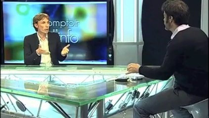 Régis Godec et Zita Tugayé invités du comptoir de l'info de TLT