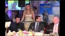 القيصر كاظم الساهر في الحفل السنوي لمجلة المغترب 2013