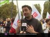 Manifestation contre les reformes des retraites (Toulouse)