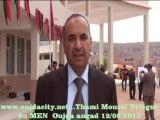 Thami Moussi délégué  du MEN  délégation Oujda-Angad