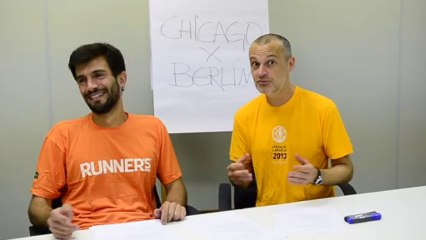 Berlim x Chicago: Video 4 - O PERCURSO