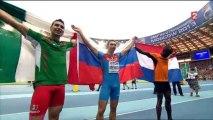 Finale saut en longueur (H) - ChM athlétisme 2013
