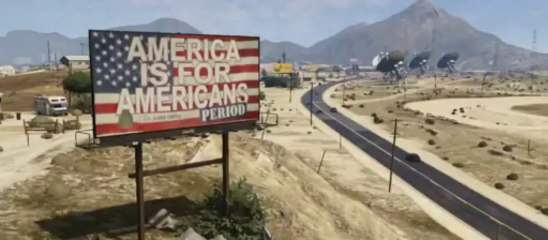 Blaine County de Grand Theft Auto V