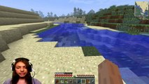 Minecraft with Zaiangel Ep. 150 Cows, Cows, Cows! Girl Power :D