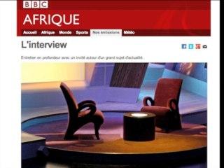 Accords d'Oslo, 20 ans après. Julien Salingue sur BBC Afrique.