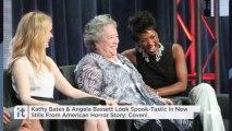 Kathy Bates & Angela Bassett Look Spook-Tastic In New Stills From American Horror Story: Coven!