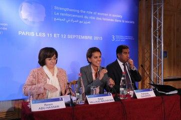 Union pour la Méditerranée, Union de projets pour les Droits des femmes.