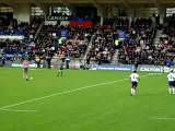 Rugby : Stade Français-Agen