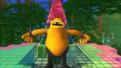 Trailer des boss de Sonic Lost World