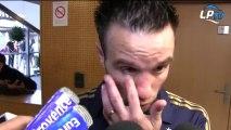 """Valbuena : """"Pas assez agressifs devant"""""""