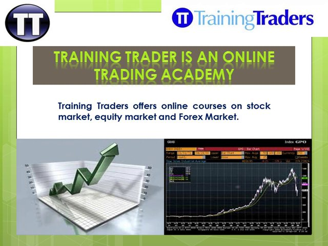 Training Traders | Trading Academy | Stock Market Course