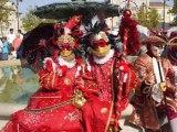 photos montage en musique du carnaval vénitien de Martigues