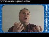 Russell Grant Video Horoscope Taurus September Monday 16th 2013 www.russellgrant.com