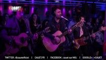 Saule - Dusty Men (feat. Charlie Winston) - Live - C'Cauet sur NRJ
