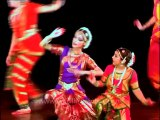 Bharatnatyam, one of the most popular classical Indian dances