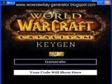 World Of Warcraft Mists Of Pandaria Key Generator-Download Tested and Updated 100% Working
