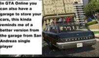GTA 5 GTA 5 Multiplayer Information GTA V GTA Online Info Grand Theft Auto V Gameplay info