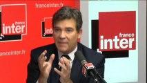 """Arnaud Montebourg : """"Il est nécessaire d'amener la haute administration à changer ses vues."""""""