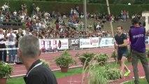 Athlétisme: Lavillenie se contente d'une barre à 5,47 m