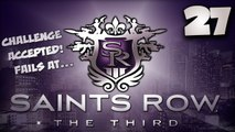 Saints Row the Third [Part 27] - Zombies. Why did it have to be Zombies?