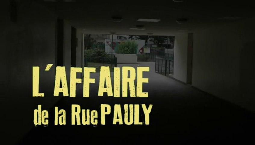 L'affaire de la Rue Pauly