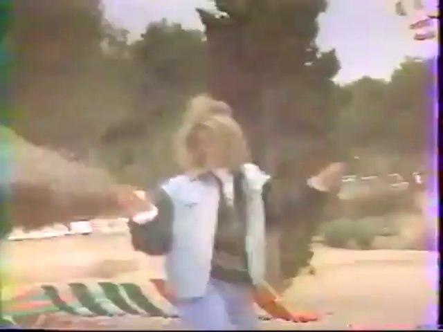 Plus de problème SHEILA 1984_plage