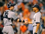 See what team honored team honored the great Mariano Rivera.