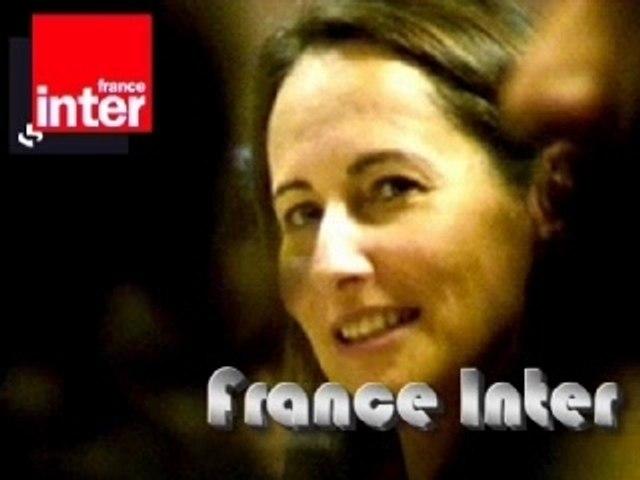 Segolene - France-Inter