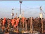 Ardh Kumbh Mela, the largest religious gathering in the world - Allahabad, 2007