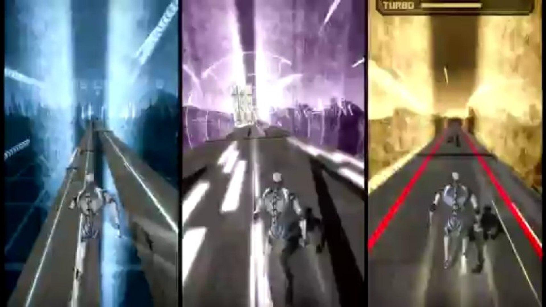 T E C 3001 Trailer runner Game nello spazio gioco per iPhone e iPad- AVRMagazine.com Game Trailer