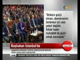 Recep Tayyip Erdoğan'dan Taksim Gezi Parkı Olaylar Hakkında Yorumu