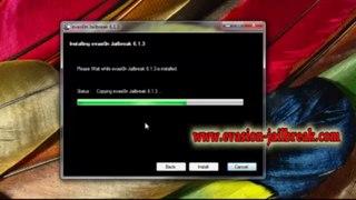 How To jailbreak iphone 4s 6.1.3