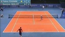 Fabio Fognini vs Dominic Inglot - ATP San Pietroburgo 2013 - Primo Turno - Livetennis.it