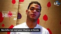 Ben Arfa s'en veut pour Cheyrou et Gerets