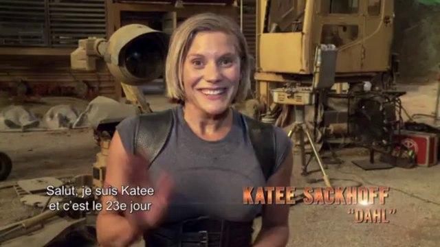 RIDDICK Featurette Katee Sackhoff  VOST