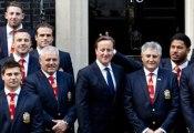 ZAPPING ACTU DU 17/09/2013 - David Cameron et ses oreilles de lapin