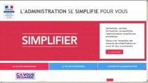 Vers une simplification de vos démarches administratives