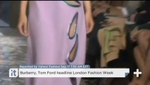 Burberry, Tom Ford Headline London Fashion Week
