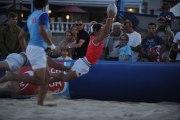 Beach Rugby Tour : Tournée 2013