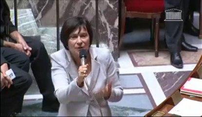 AVS et scolarisation des enfants handicapés : Marie-Arlette Carlotti répond à la députée François Dubois