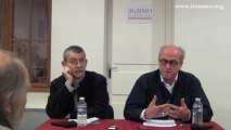 Elias Sanbar - La Palestine à l'UNESCO - Rencontre à l'iReMMO