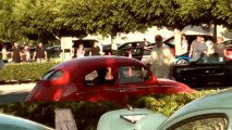 Classic VW BuGs So Cal Treffen 2013 Pt. 2 Vintage Beetle Air-cooled Cars & Coffee