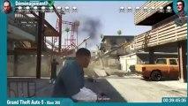 Grand Theft Auto 5 - Insert Disk #38 - Jean-Marc et Renaud sont de grands voleurs d'auto